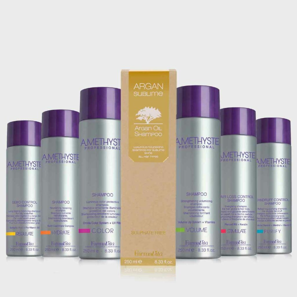 amethyste shampoo all 250ml